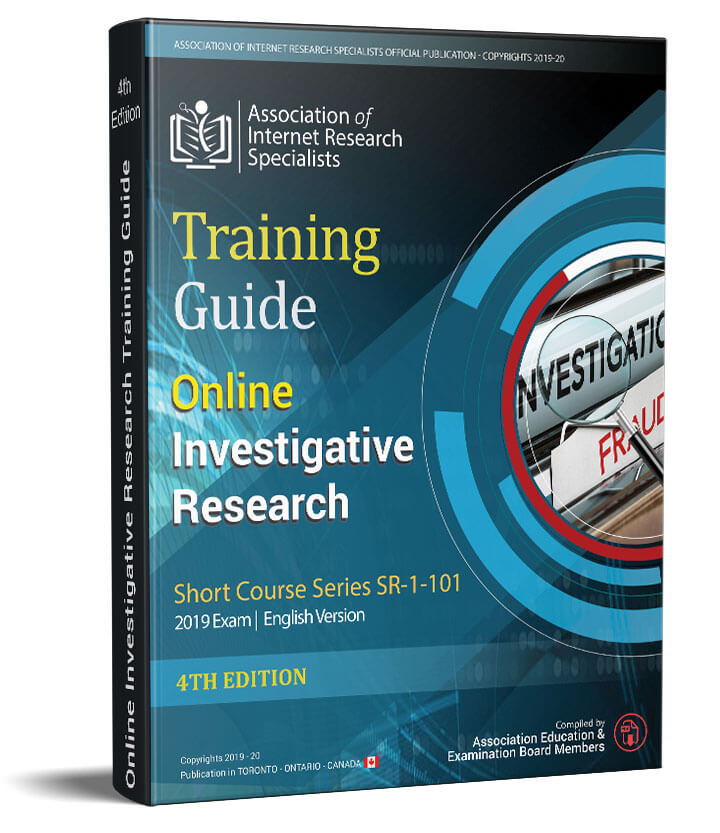 Internet Research Training Guide