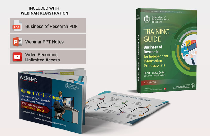Advanced Research Methods Included Free Training Material