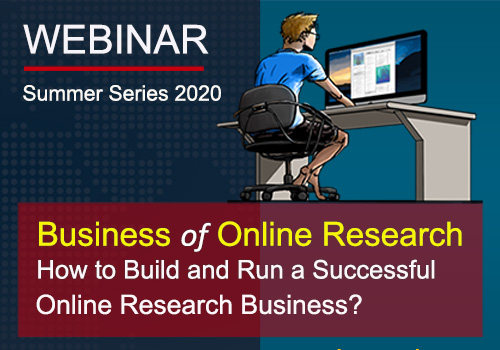 Business of Online Research