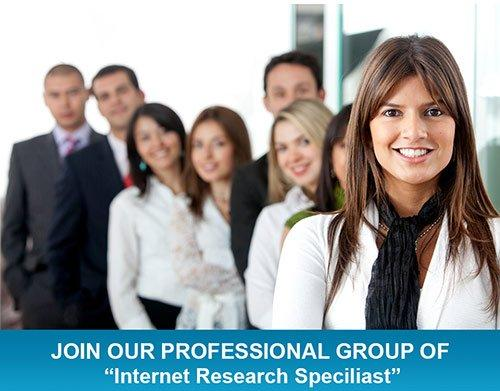 Join Professional Group of Researchers