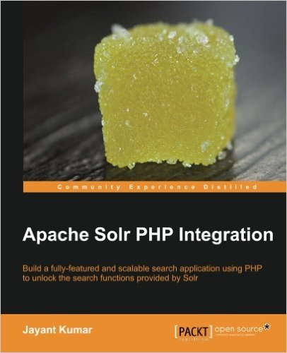 Cover of Apache Solr PHP Integration