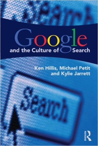 Cover of Google and the Culture of Search