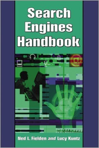 Cover of Search Engines Handbook Paperback