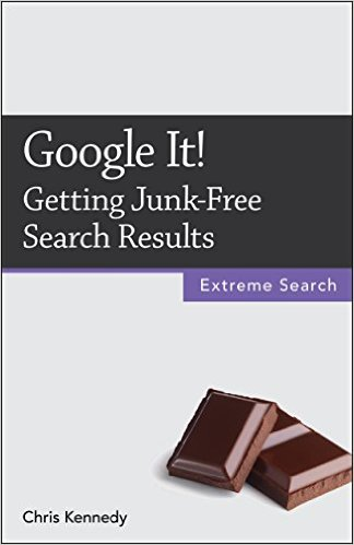Cover of Google It!: Getting Junk-Free Search Results Kindle Edition