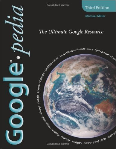 Cover of Googlepedia: The Ultimate Google Resource (3rd Edition) 3rd Edition