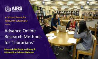Advance Online Research Methods and Techniques for Librarians