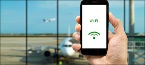This map tells you Wi-Fi passwords for airports around the world