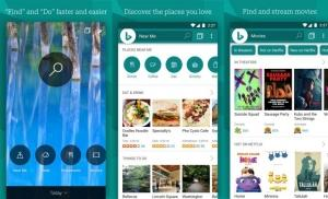 Microsoft Updates Bing Search for Android with Travel-Specific Information