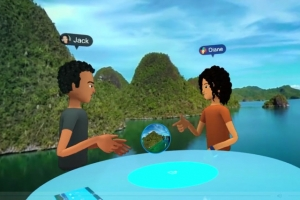 Facebook launches beta of interactive social virtual reality platform Spaces