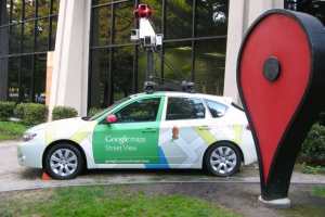 Google's Street View cars are now measuring pollution, and here's the first map