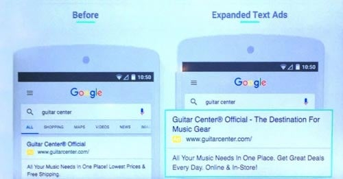 Google Expanded Text Ads: 10 things you need to know
