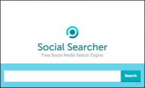Tool for journalists: Social Searcher, a search engine for social networks