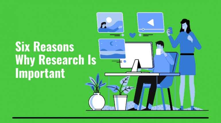 Importance of internet Research