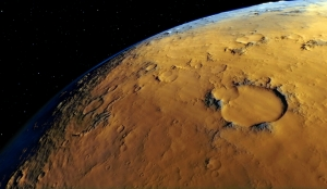 Mars Funnel of Life Scientists Insist Strange Funnel Surface Feature Best Chance at Finding Alien Life