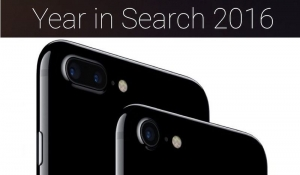 iPhone 7 Tops Google's 2016 'Year in Search' Tech List, Loses to Pokémon Go in Overall Searches