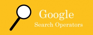 What is search operator?