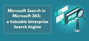 Microsoft Search in Microsoft 365: a Valuable Enterprise Search Engine