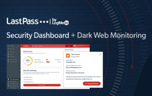 LastPass can tell you if your passwords have been leaked on the Dark Web