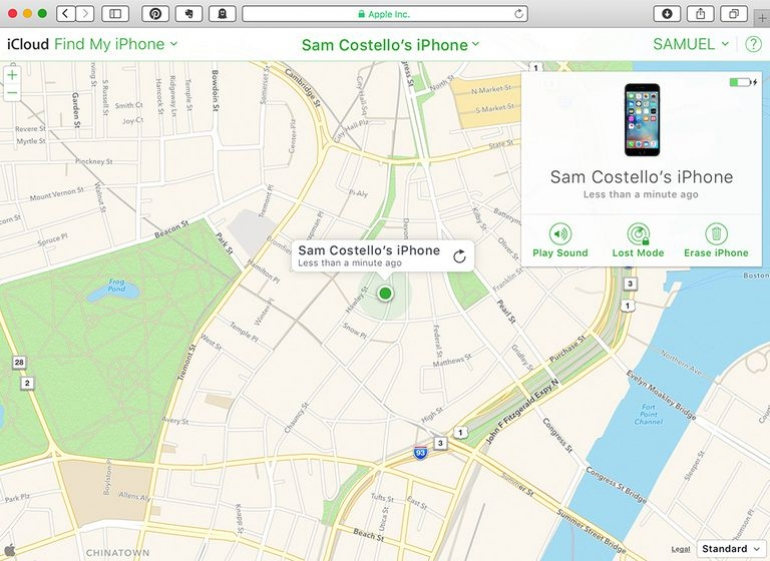 How to Use Find My iPhone to Locate a Lost or Stolen Phone